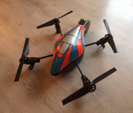 AR.Parrot Drone