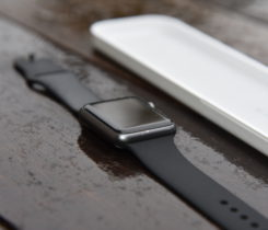 Apple Watch Sport, 42mm Space Gray