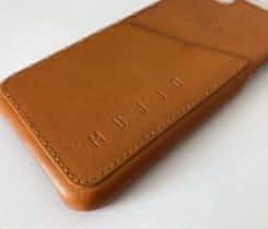iPhone 6/6S hnědý kožený kryt