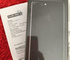 Apple iPhone 7 Plus 128 GB – Jet Black
