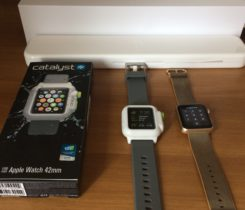 Apple Watch Sport42mm +  pouzdro Catalys