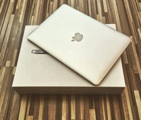 Macbook Air 13, 8GB RAM, 128GB SSD 2015