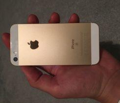 iPhone SE 64GB zlatý, blokovaný na O2 UK