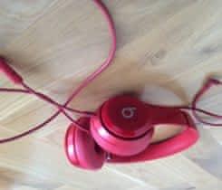 Sluchátka Beats Solo2 červená
