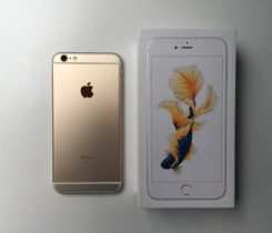 Prodám iPhone 6S Plus 64 GB Gold