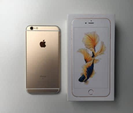 Prodám iPhone 6S Plus 64 GB Gold