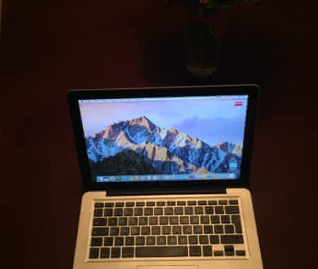 "MacBook Pro 13"" s Windowsom Parallels"