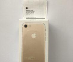 Apple iPhone 7 32GB Gold – nerozbalený
