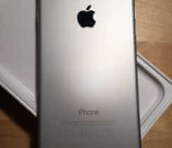 iPhone 6 64GB Silver – TOP STAV, ZARUKA
