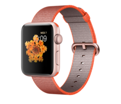 Apple Watch Series 2, 43mm, Rose gold