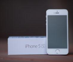 Prodám Iphone 5s 16 gb v dobrém stavu