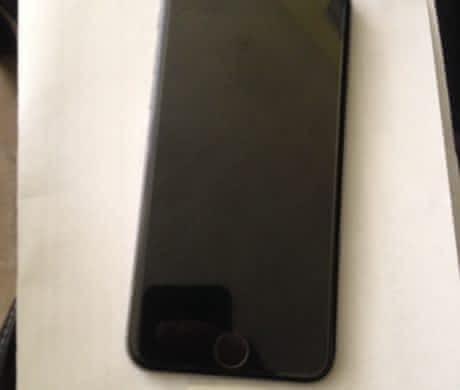 iphone 6s 64GB black