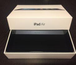 Ipad air 16 GB wifi space gray