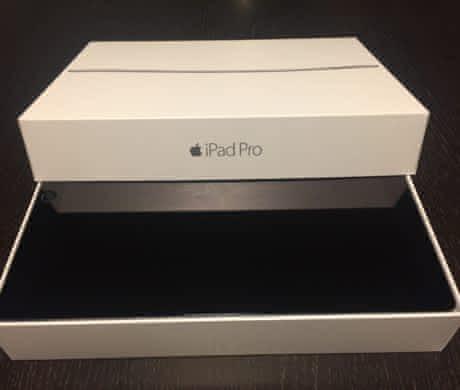 """iPad PRO 12.9"""" wifi space gray 128GB"""