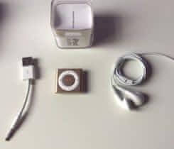 Ipod shuffle, gold, 2gb