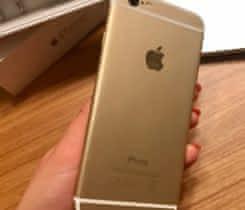 Prodám iPhone 6, 64GB, zlatý