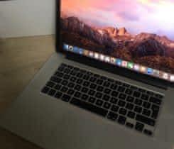 MacBook Pro Retina15 8GB RAM 256GB SSD