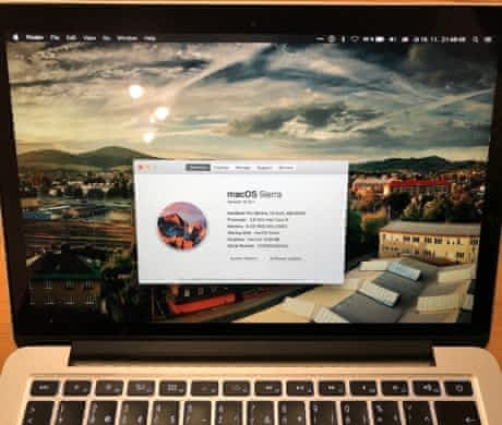 Macbook Pro 13 Retina (mid 2014)