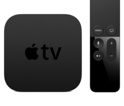 Apple tv 4. generace