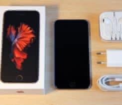 Zánovní iPhone 6s 16gb 3 měsíce starý