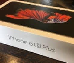 iPhone 6s Plus 128 – nový, nepoužitý