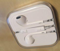 Originál Apple Earpods