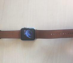 Apple Watch Series 2 42mm ocel,safír