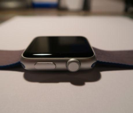 Apple watch sport 42 mm stříbrné