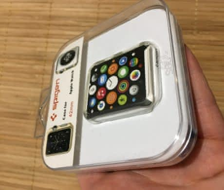 Prodám Kryt Spigen Apple Watch b6c6e894293