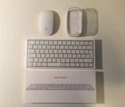 Magic Keyboard + Apple Magic Mouse