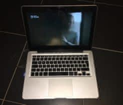 Macbook Pro mid 2009, SSD120GB, HDD640GB
