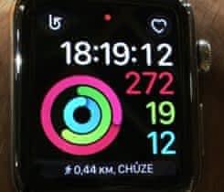 Apple Watch 2, 42mm, nerez ocel
