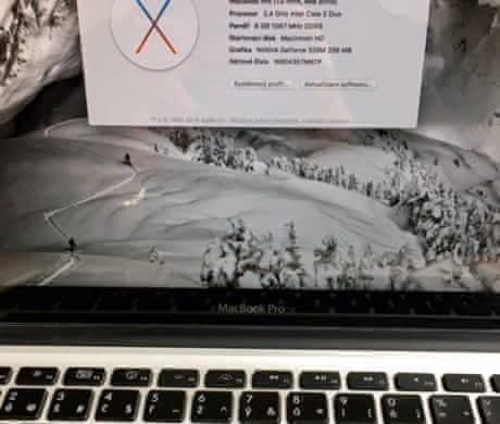 "Macbook Pro 13"" mid 2010 s DOPLŇKY"