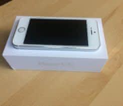 Nový iPhone 5s 16gb Silver