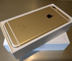 Prodám nevyužitý iPhone 6s 64gb Gold
