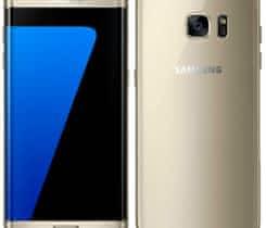 Samsung S7 EDGE Gold uplne novy