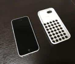 iPhone 5C bílý
