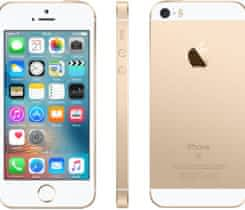 iPhone SE 64GB Gold uplne novy