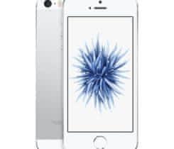 iPhone SE 64 GB silver nový záruka 24 m