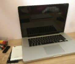 "Macbook pro 15"" mid 2009 na dily"