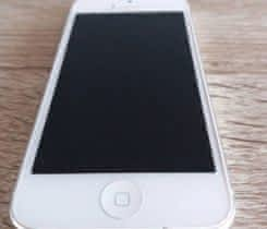 Iphone 5 silver 16gb+ 24 krytů