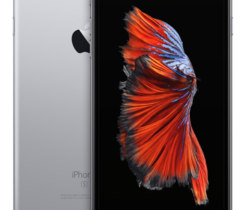 Apple iPhone 6S Plus 64 space gray TOP