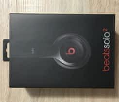 Sluchátka Beats Solo 2 černé