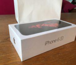 iPhone 6s černý Space Gray 32 GB NOVÝ