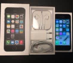  Apple iPhone 5S 64GB Space Gray CZ