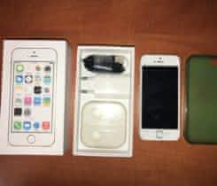 iPhone 5S/16GB gold používaný