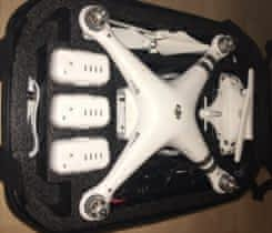 DJI Phantom 3 Advanced, 3x AKU, batoh…