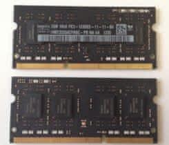 Ram – SO-DIMM DDR3 1600 MHz 2x2GB 400Kc