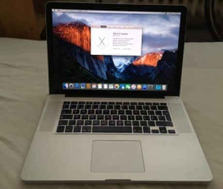 """MacBook Pro 15,4"""" mid 2009 / Core 2 Duo"""