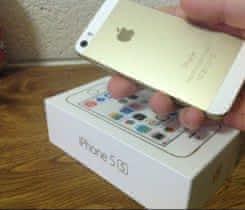 Predam: iPhone 5S 16GB GOLD stav VYBORNY